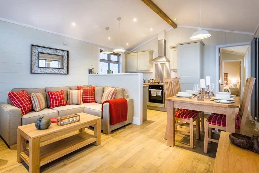 The Prestige Single Forester Lodge For Sale Bala Holiday