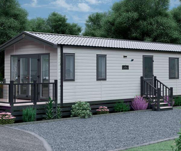 Vendee Lodge Exterior 1 Swift
