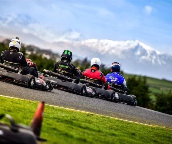 GO Karting in Snowdonia