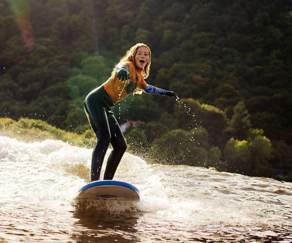 Surf Snowdonia Beginner Wave